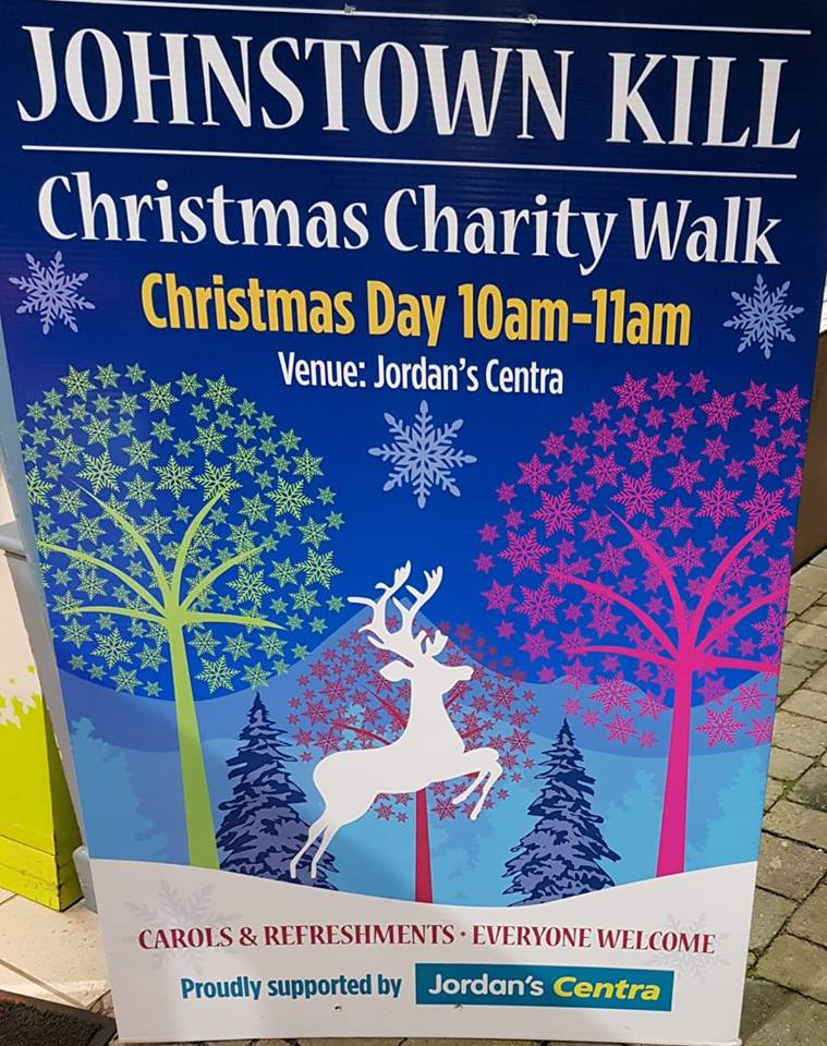 christmas charity walk